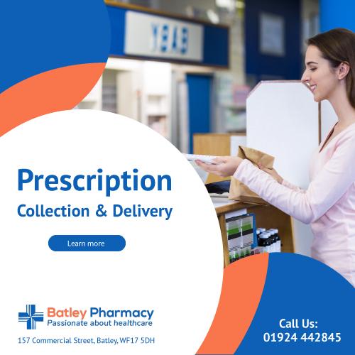 repeat prescription collection service